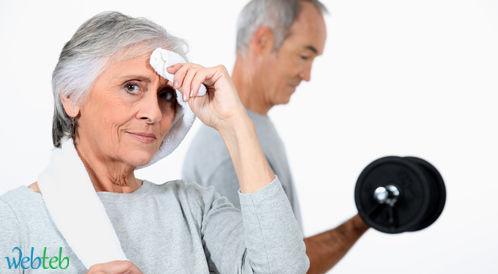 علاج القلق والتوتر بالتمارين الرياضية !