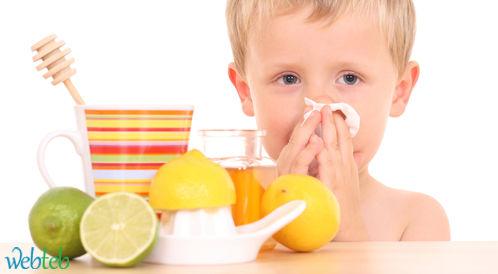 حقائق تغذوية في الوقاية من أمراض البرد والشتاء!