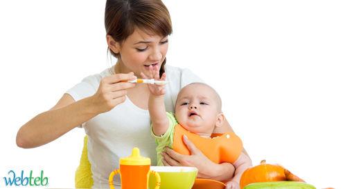 وصفة لتحضير محلول الجفاف للاطفال في المنزل!
