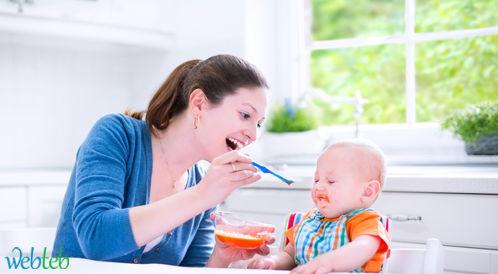 كيفية فطام الرضيع: متى وكيف؟