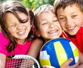 تشجيع ممارسة الرياضة البدنية عند الاطفال