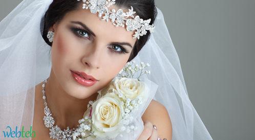 نصائح للعروس لتسريحة شعر مثالية !