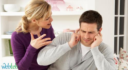 الاعمال المنزلية سبب في الخلافات الزوجية!