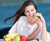 فوائد الفواكه للأسنان