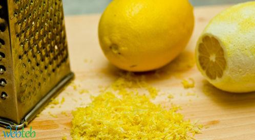 ما تجهلونه عن فوائد قشر الليمون!