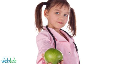 علاج النحافة عند الاطفال!