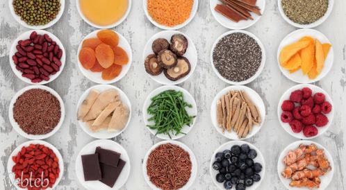 النظام الغذائي الصحي وحقيقة الأغذية الخارقة