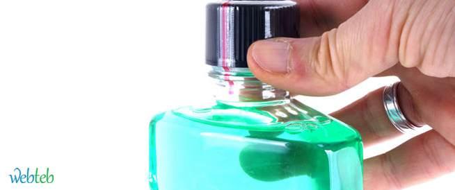 أسئلة شائعة حول غسول الفم