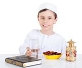 صوم الاطفال في رمضان