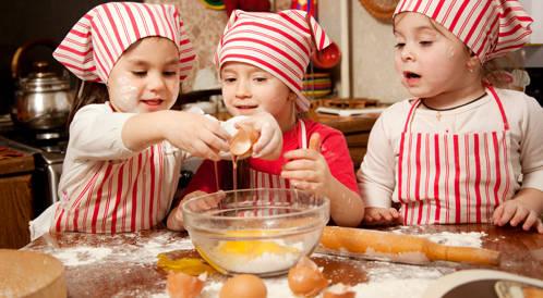العاب الطبخ مع الاطفال للمتعة والتعلم