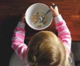 تغذية الطفل الانتقائي