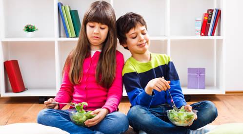 كيفية تغذية الطفل الانتقائي