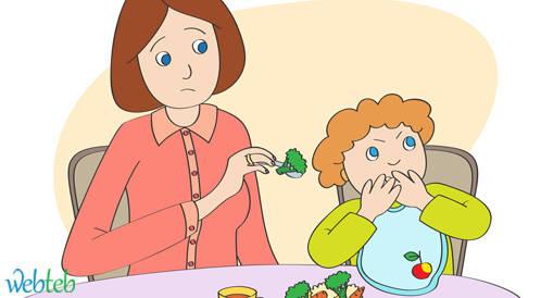 متى تصبح الإنتقائية في الطعام خطراً على طفلك!