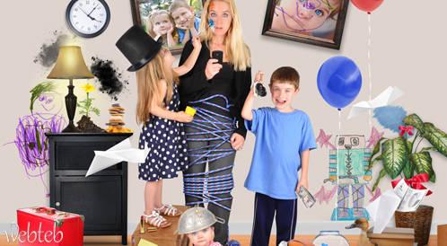 هل طفلكم مدلل وما العمل