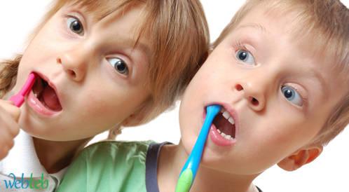 العناية بأسنان الأطفال