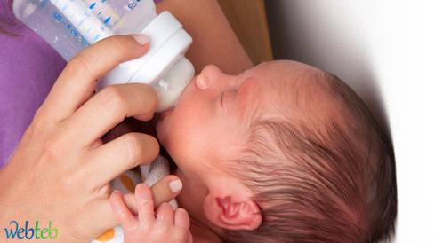 قواعد هامة في تغذية الطفل الرضيع