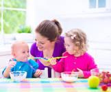الأطعمة الإضافية للاطفال