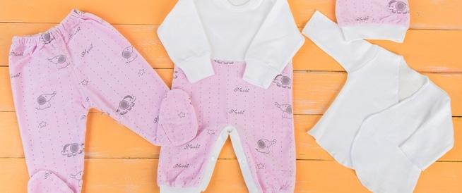 ألبسة الطفل: مميزاتها وطريقة تنظيفها