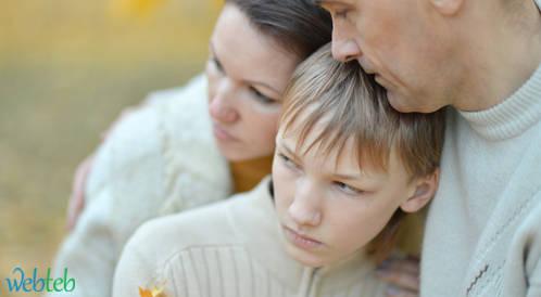 القلق ينتقل من الآباء الى الأبناء!