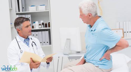 اعراض الم الظهر وطرق التشخيص