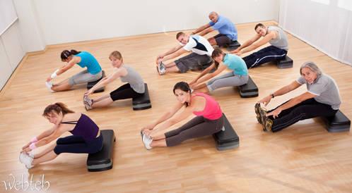 تمرينات بدون نادي رياضي