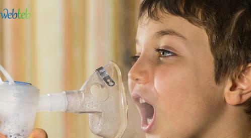 ما هي اهم الامراض التنفسية عند الاطفال