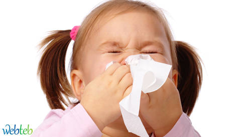 الزكام عند الاطفال مرض لا بد منه