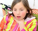 التهاب اللوزتين عند الاطفال