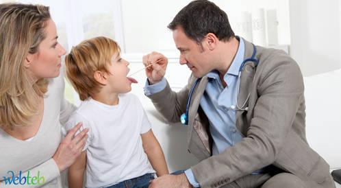 كل ما يتعلق بالتهاب البلعوم الحاد عند الاطفال