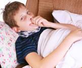 ذات الرئة عند الاطفال