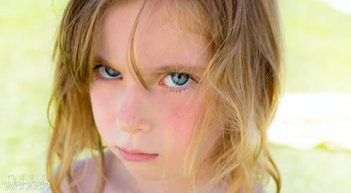 التعامل مع غضب الطفل