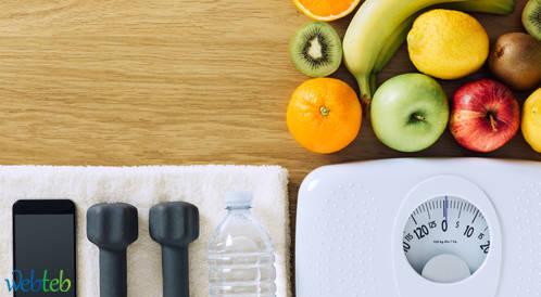 نصائح وقواعد اساسية للسيطرة على الوزن