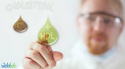 ما هو الكولسترول وما هي انواعه؟