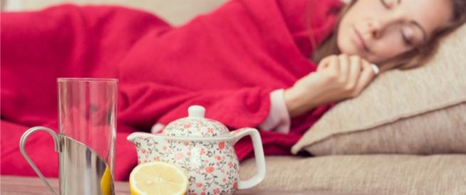 كيف أتعامل مع الانفلونزا ونزلات البرد؟