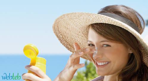 كيف نحمي انفسنا من اشعة الشمس في الصيف