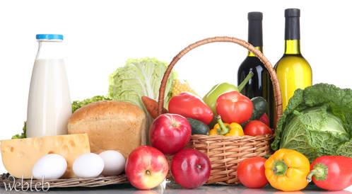 الأطعمة المساعدة في عملية الهضم