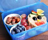 وجبة مدرسية صحية