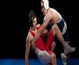 ممارسة المصارعة
