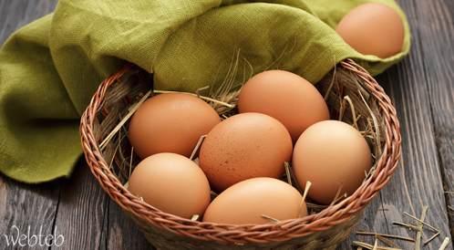 الطريقة الصحية لتناول البيض