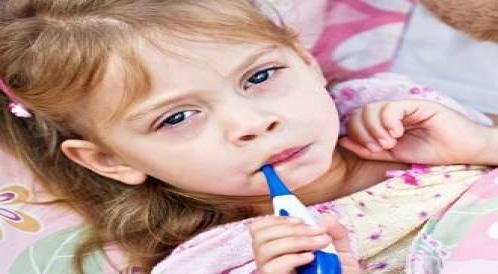 التعامل مع حمى القش لدى الأطفال