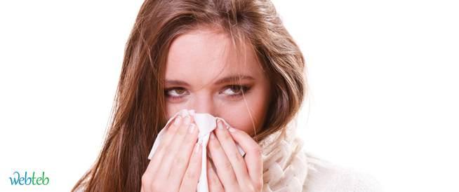 حمى القش والطقس