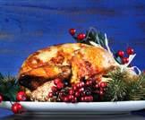عشاء صحي لعيد الميلاد
