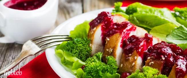 أفكار لوصفات من بقايا طعام عيد الميلاد