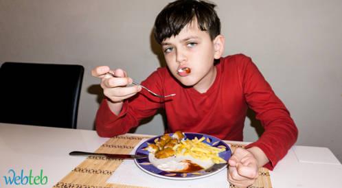 أهمية الحمية الغذائية للمصابين بالتوحد