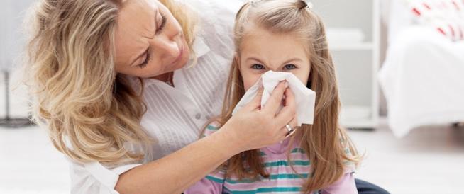 نصائح لوقاية طفلك من أمراض الشتاء