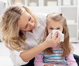 الاطفال وأمراض الشتاء