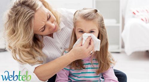 نصائح لوقاية أطفالكم من أمراض الشتاء