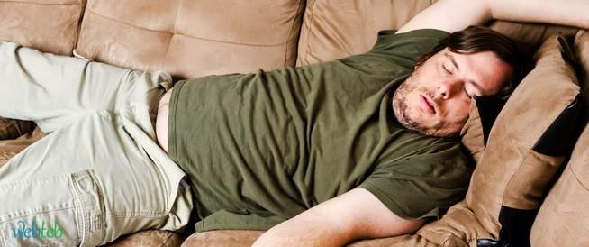 المعاناة من متلازمة انقطاع النفس النومي