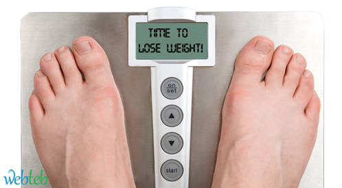 'فقدانُ الوزنِ شعورٌ رائعٌ'