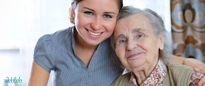 الرعاية والانتباه لمقدم الرعاية